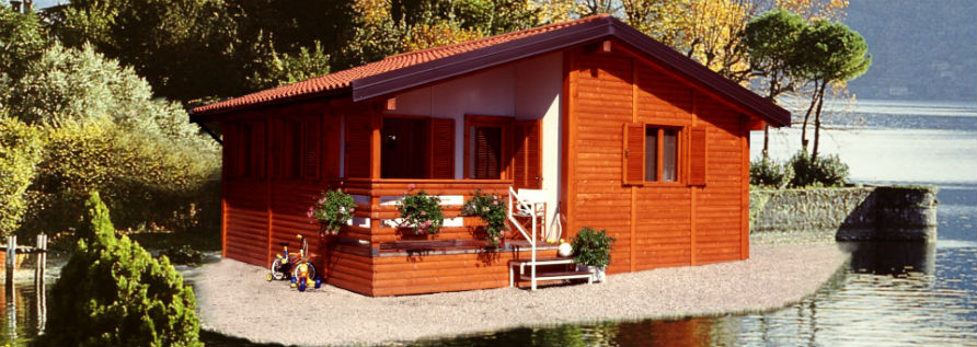 Prezzi case mobili in legno casa omologata su ruote with for Produzione casette in legno romania