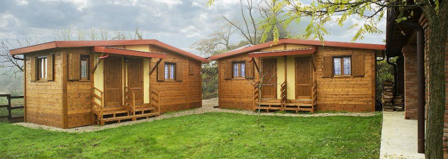 Clemente prefabbricati in legno case mobili bungalow - Case in legno mobili ...