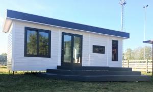 Casa mobile in PVC